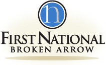 Help Us Thank First National Bank Broken Arrow