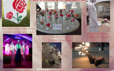 Something for Everyone at BA Rose Festival!