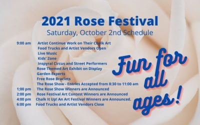 It is Day Two of the Rose Festival!!!