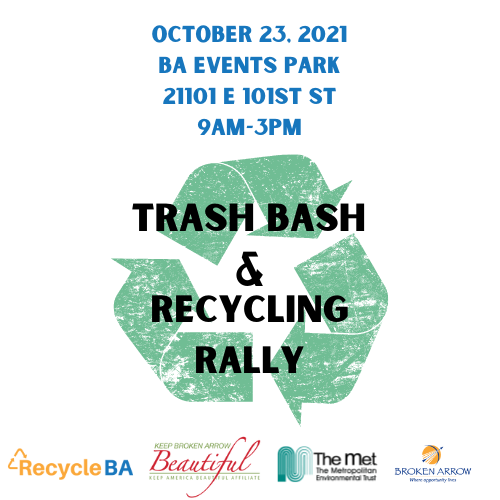 Trash Bash & Recycling Rally